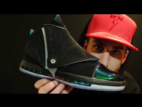 JORDAN 16 'CEO' Super Super Limited(Only 2,300 Pair)Review+Unboxing!!!