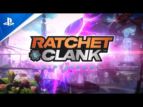 Ratchet & Clank: Rift Apart   Demonstração de Jogabilidade (LEGENDADO EM PORTUGUÊS) I PS5