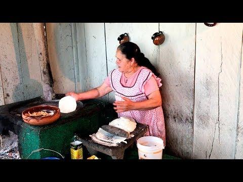 Quesadillas de Comal y Atolito de Avena De mi Racho A Tu Cocina