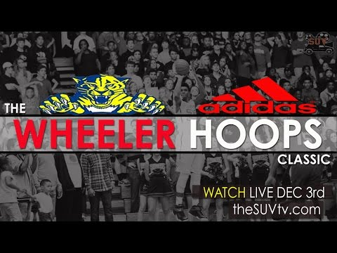 The Wheeler Hoops Classic - Shiloh vs. Columbia