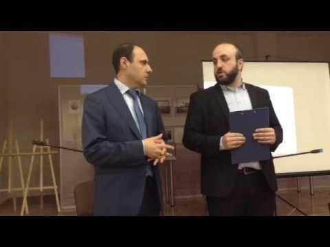 Презентация книги Отцы Армянской Церкви о духовной жизни 1