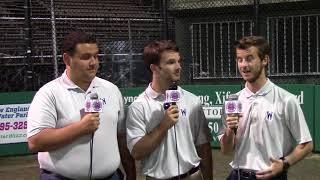 Gatemen Baseball Network Postgame: Wareham Gatemen vs. Harwich Mariners (7/15/18)