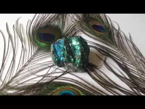 Peacock Ore (Bornite) for Healing