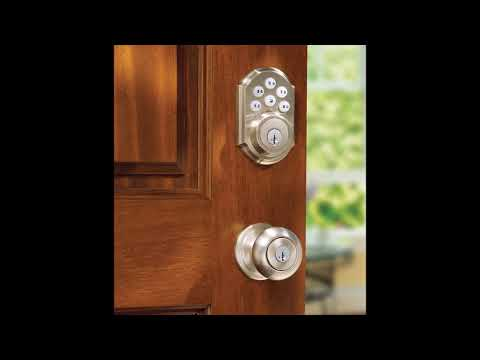 Kwikset 910 Review Z-Wave SmartCode Electronic Touchpad Deadbolt