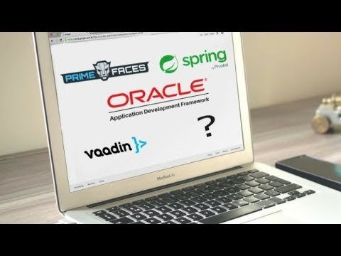 Top Java Frameworks vs. Oracle ADF - Webinar with Oracle PM Shay Shmeltzer