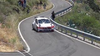 Test Day  ERC Rally Islas Canarias 2017
