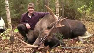 Видеоотзыв об охоте 2014 Elchjagd Russland elk hunt Russia