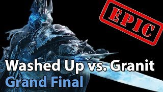 ► EPIC Heroes of the Storm: Washed Up vs. Granit Gaming - GRAND FINAL - Division S