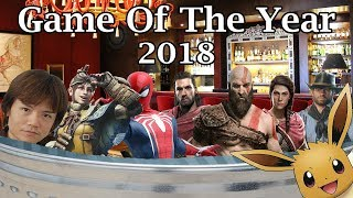 Kilians Game Of The Year 2018