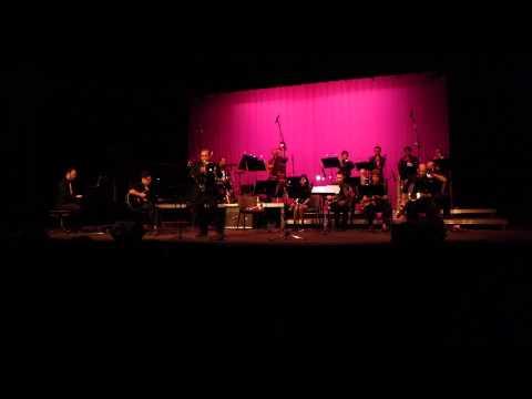 Merced College Jazz Band: G.I. by Matt Finder, w/Ken Taylor