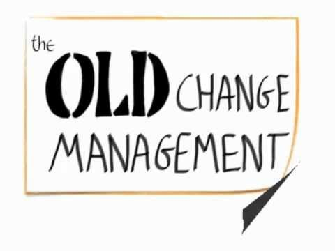 The Old Change Management...