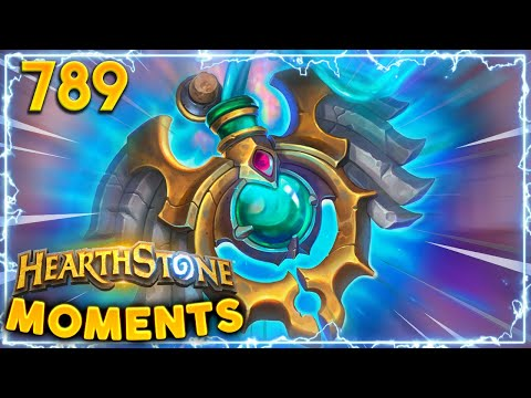 Holy Water s The Best Water | Hearthstone Daily Moments Ep.789