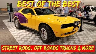 Sema 2018- Best cars, trucks and heavily modified vehicles at the show