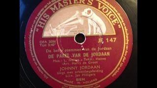 Johnny Jordaan - De parel van de Jordaan