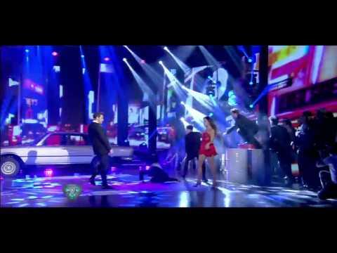 Lourdes Sánchez y Fernando Dente no fueron del agrado del jurado del Bailando