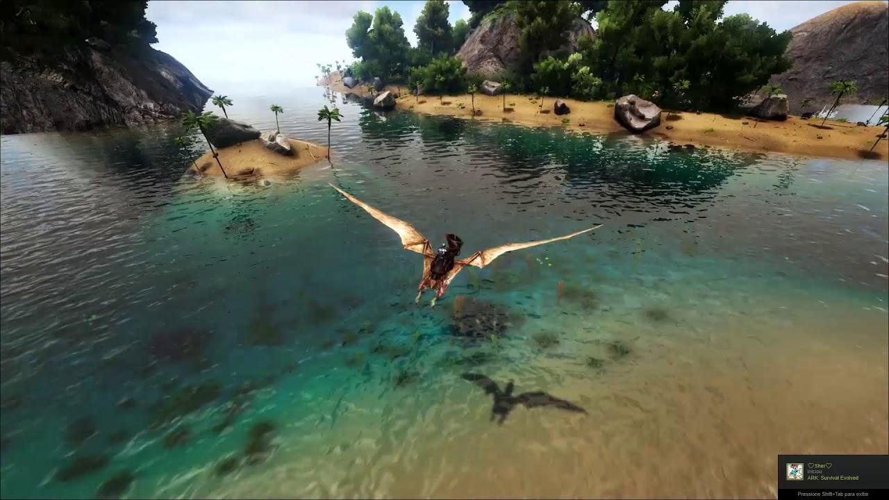Steam Workshop, ARK: Survival Evolved Map Pequenas_ilhas (Canal ARKtetos)