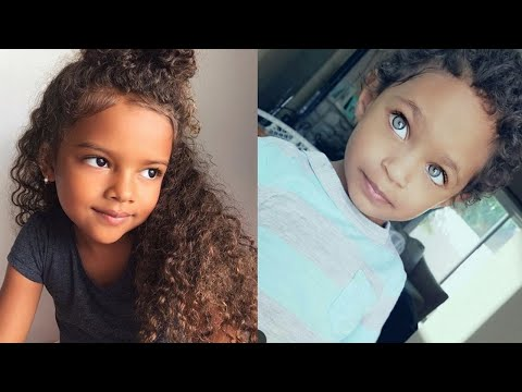 Gorgeous Mixed Race Babies/Children (Half-Black)