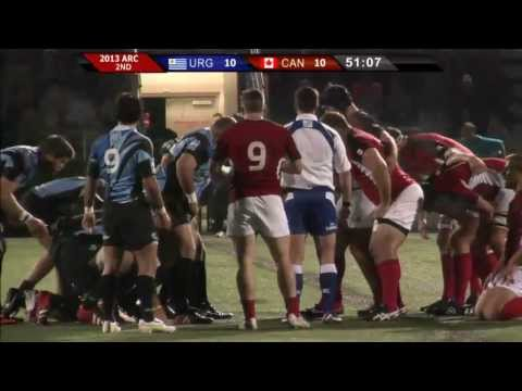 Americas Rugby Championship - Uruguay vs Canada - 8:00 PM PST