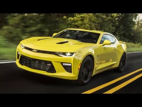 Chevrolet Camaro 2016 new - Ukrainа, обзор - Рік Авто