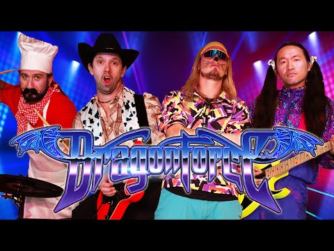 DragonForce - Troopers of the Stars (Official Video - Extreme Power Metal)