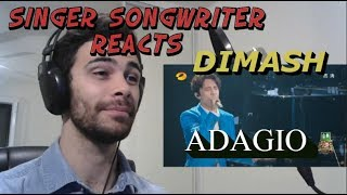 Baixar Dimash Adagio - Singer Songwriter Reaction