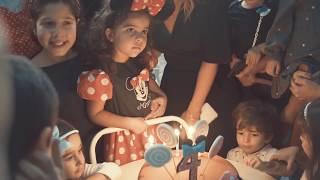 Ameliya ∙ Fourth birthday party.