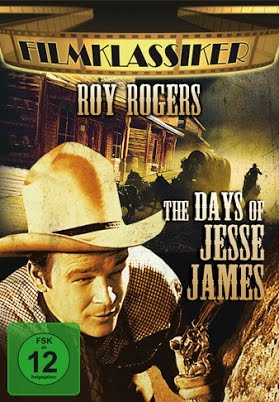 ROY ROGERS DAYS OF JESSE JAMES Movie HD free download 720p