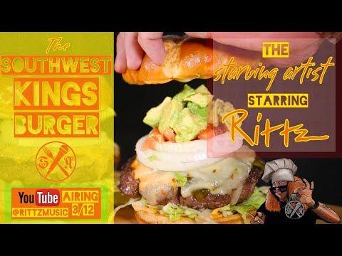Rittz - Starving Artist- Episode 1 - SWK Burger