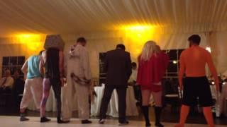 Emily & Michael Stagliano – Groomsmen Surprise Dance