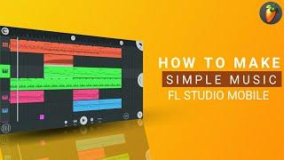 | Fl Studio Mobile | Android | Basit Müzik | AB Eğitimi | Yeni video yapmayı