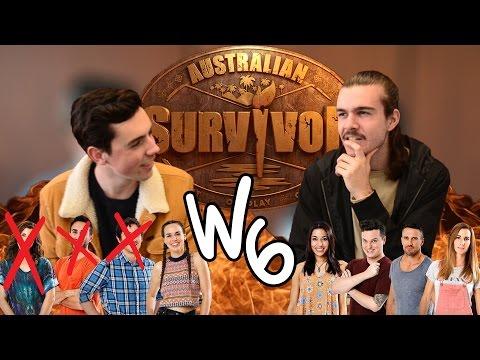 AUSTRALIAN SURVIVOR POWER RANKINGS WEEK 6