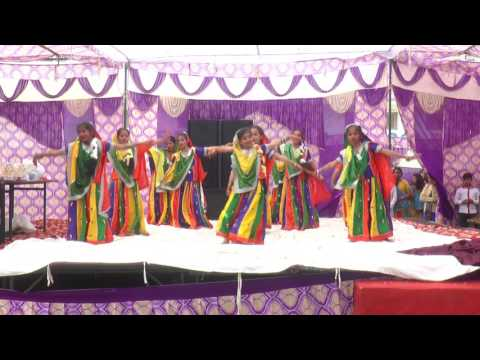 JGMPS Annual Function 2017 Yahan Kadam Kadam Par Dharti Badle Rang