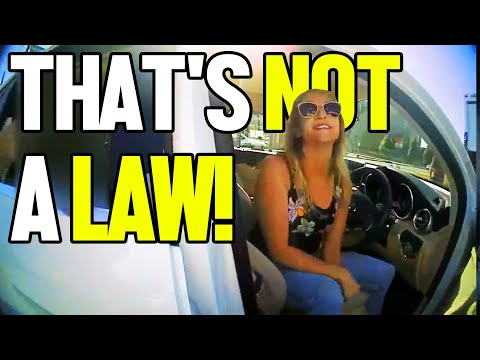 Woman Goes Irate Over Questionable Traffic Ticket