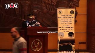 نائب مدير أمن القاهرة فى إعلان قرعة الحج: الشرطة والشعب نسيج واحد