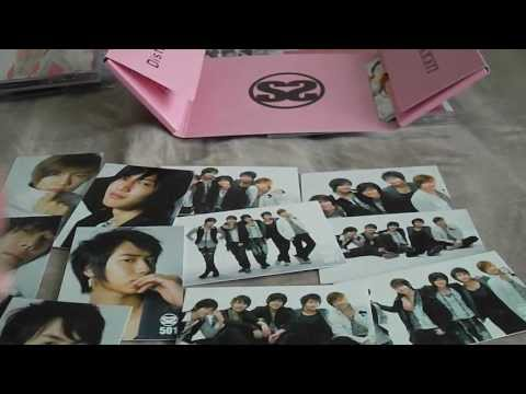 SS501 Lucky Days and Distance Japanese Singles Box Set Limited Edition Unboxing