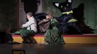 """Театр 2015. Комедия """"КТО ТАМ?.."""" Трейлер. Валерий Гаркалин, Ольга Прокофьева, Елена Шанина."""