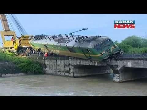 Kanak Exclusive: Ground Zero Report Of Derailment Of Goods Train In Angul