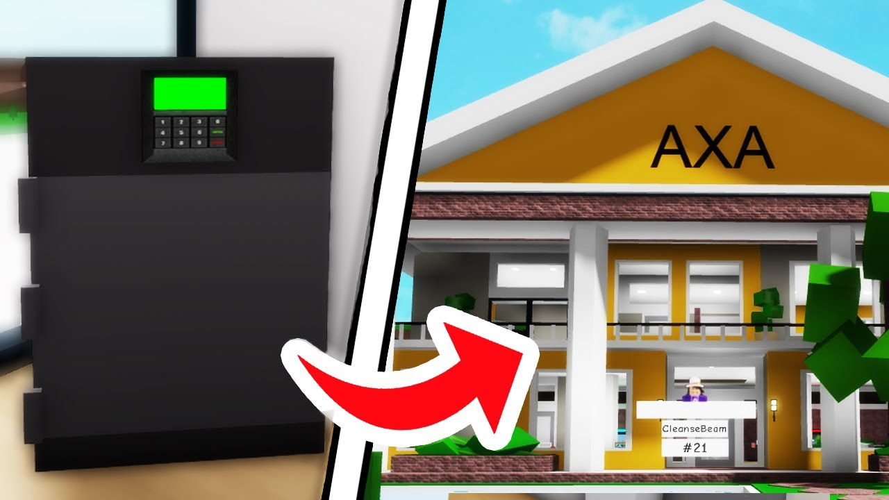 Download HIDDEN SAFE LOCATION in NEW BROOKHAVEN 🏡RP HOUSE (Roblox)