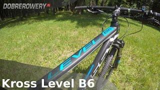 Recenzja roweru górskiego Kross Level B6