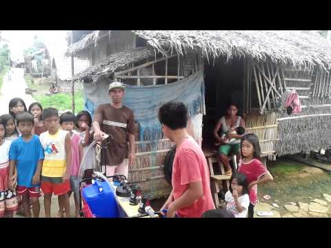 Water Purification System dontated to Children of Samar by Gulliver Academy