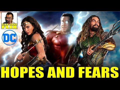 HOPES AND FEARS FOR THE DCEU – POST SNYDER UNIVERSE