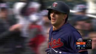 Jason castro 2019 home runs (13)
