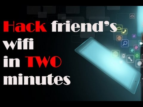 Best wifi hacking tutorial in 2 minutes