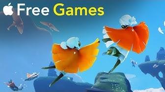 Top 10 FREE iPhone & iPad Games 2019