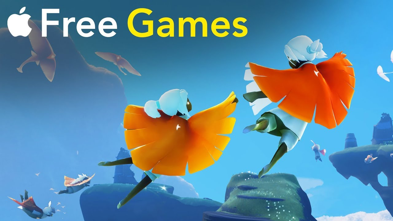 Top 10 FREE iPhone & iPad Games 2019