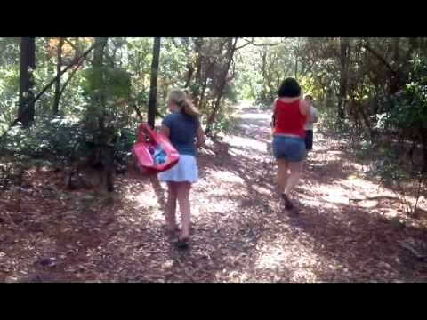 Mean Lady-One Big Family(walking through the woods at Eglin)