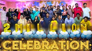 Surprise Event By My Family - 20,00,000 Subscribers Celebration - Irfan's View