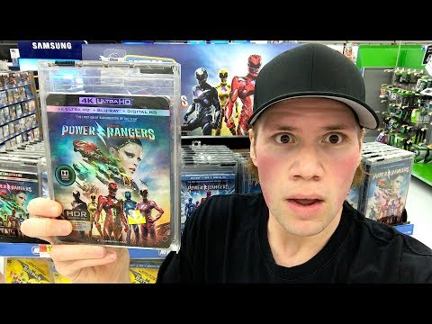 Blu-ray / Dvd Tuesday Shopping 6/27/17 : My Blu-ray Collection Series