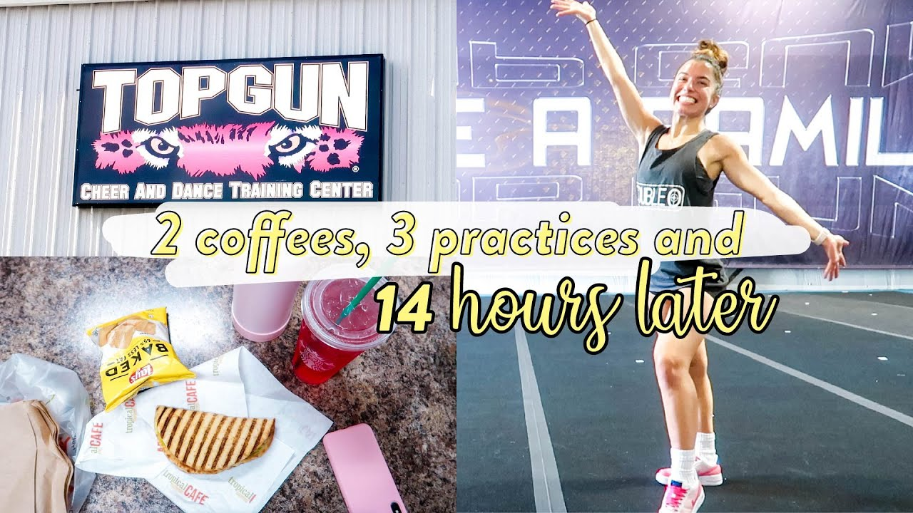 what my full day at topgun is ACTUALLY like!!