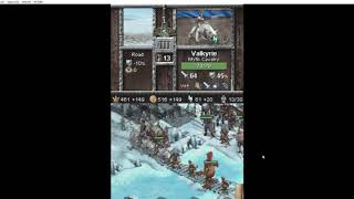 Age of Empires Mythologies DS Campaign Norse mission 7